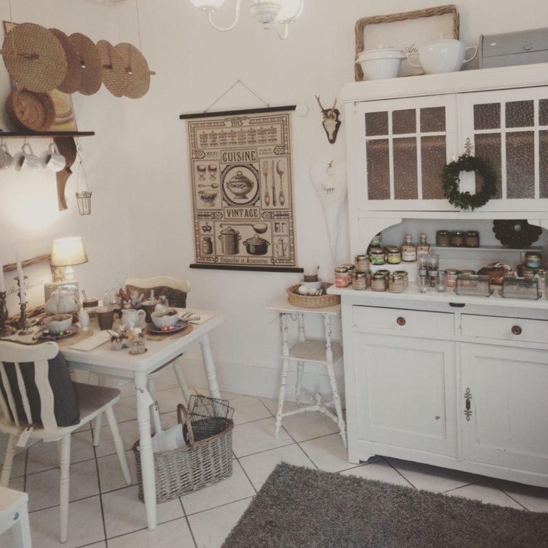 Räume im Laden neu gestaltet