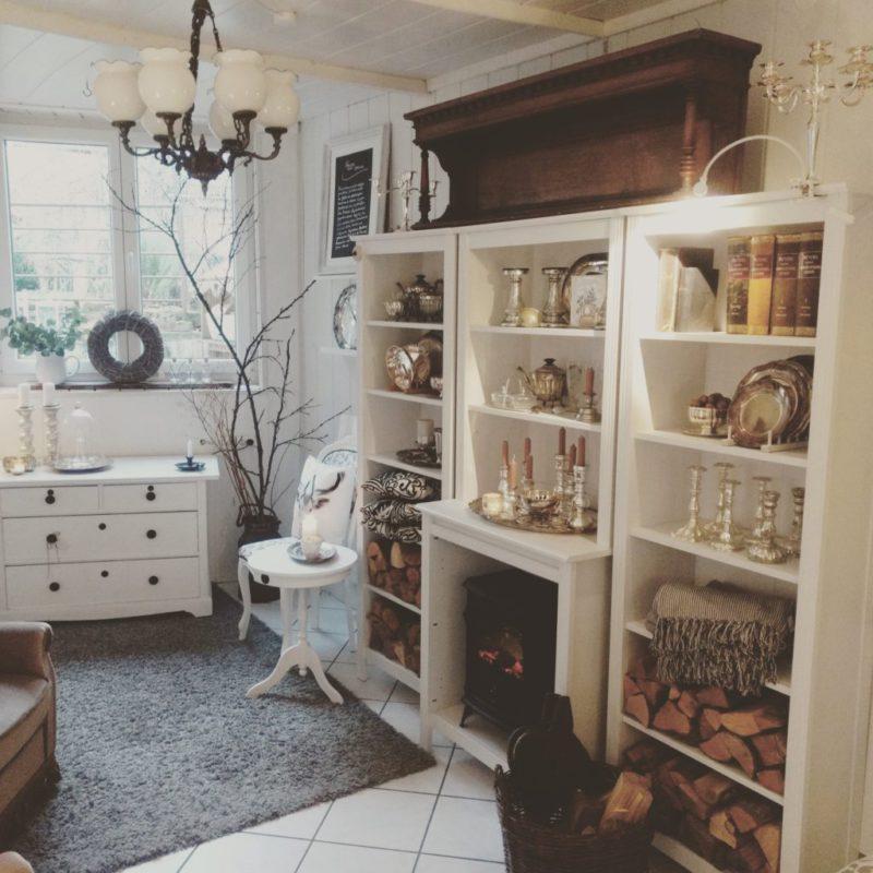 Neu gestalteter Raum