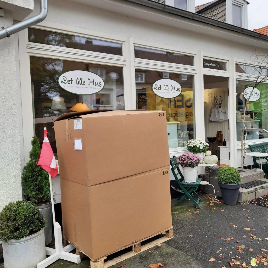 Neue Lieferung von Ib Laursen aus Dänemark